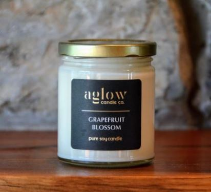 Aglow Candle - Grapefruit Blossom