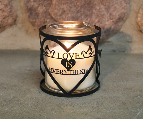 Love is Everything CandleWrap