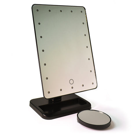 Portable Cosmetic Mirror with Light