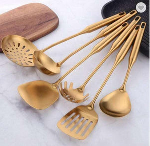 Stainless Steel Utensil Set freeshipping - Kitchen-nista