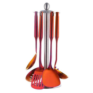 Charger l'image dans la galerie, Stainless Steel Utensil Set freeshipping - Kitchen-nista