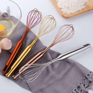 *PRE-ORDER* Stainless steel Whisk freeshipping - Kitchen-nista