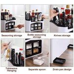 Kitchen Storage Rack Spice Box freeshipping - Kitchen-nista