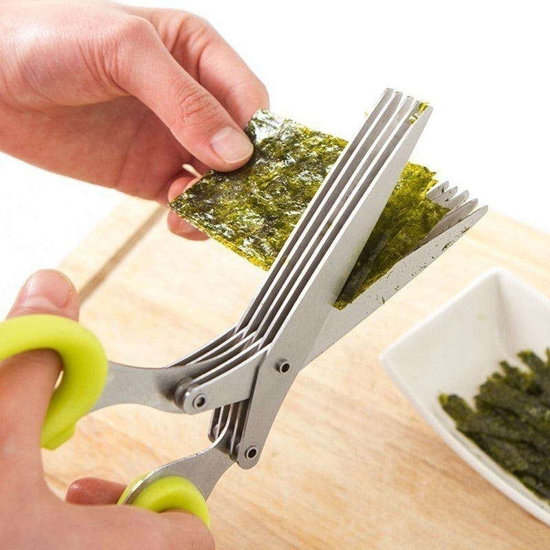 Charger l'image dans la galerie, Multifunctional Stainless Steel KItchen Scissors