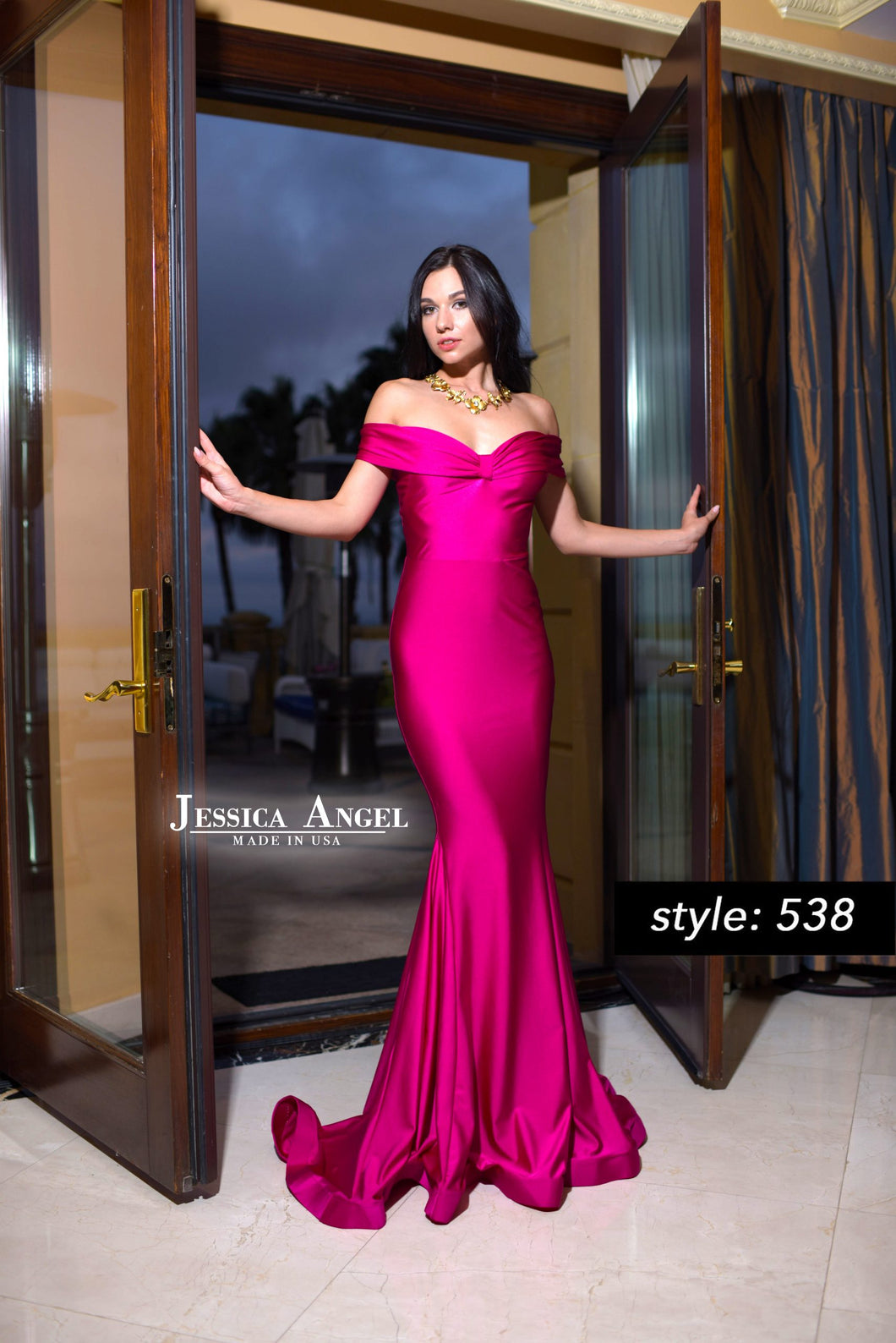 Jessica Angel JA538