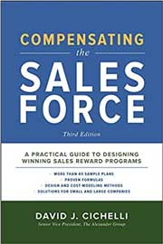 Compensating the Sales Force: A Practical Guide to Designing Winning Sales Reward Programs