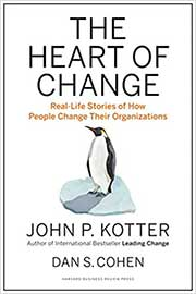 Heart of Change: Real-Life Stories of How People Change Their Organizations