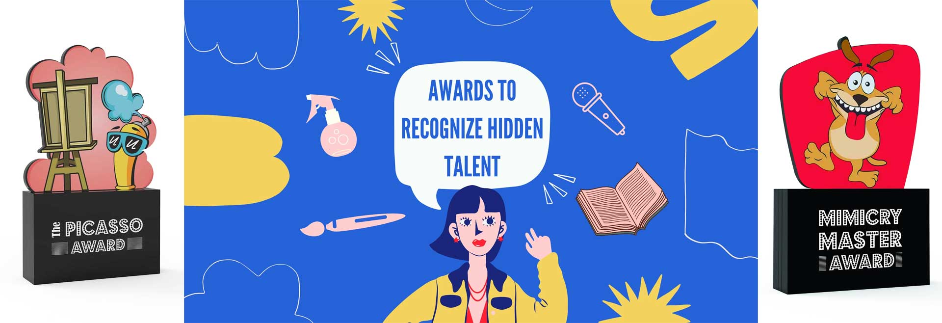 Awards to Recognize Hidden Talent