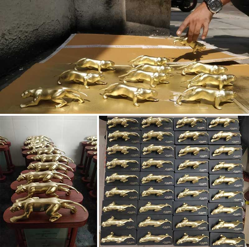 Chiratae Trophies - Behind the Scenes