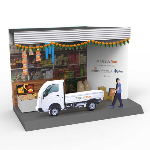 Tombstone: Logistics and Retail
