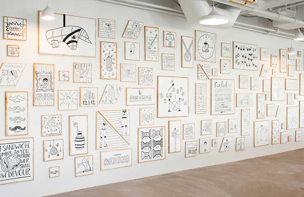 Doodle Wall