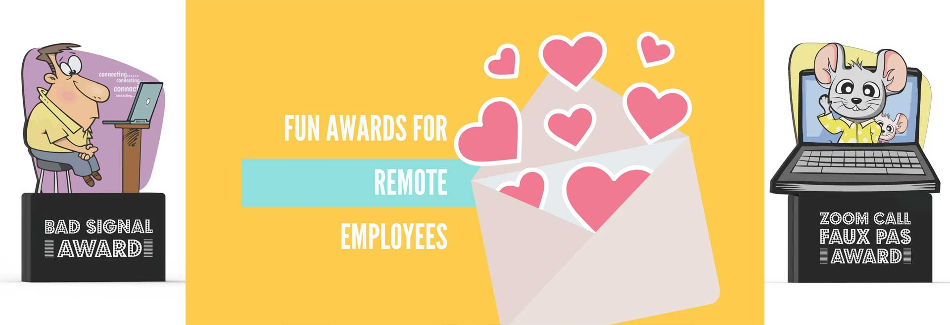 Fun Awards for Remote Work