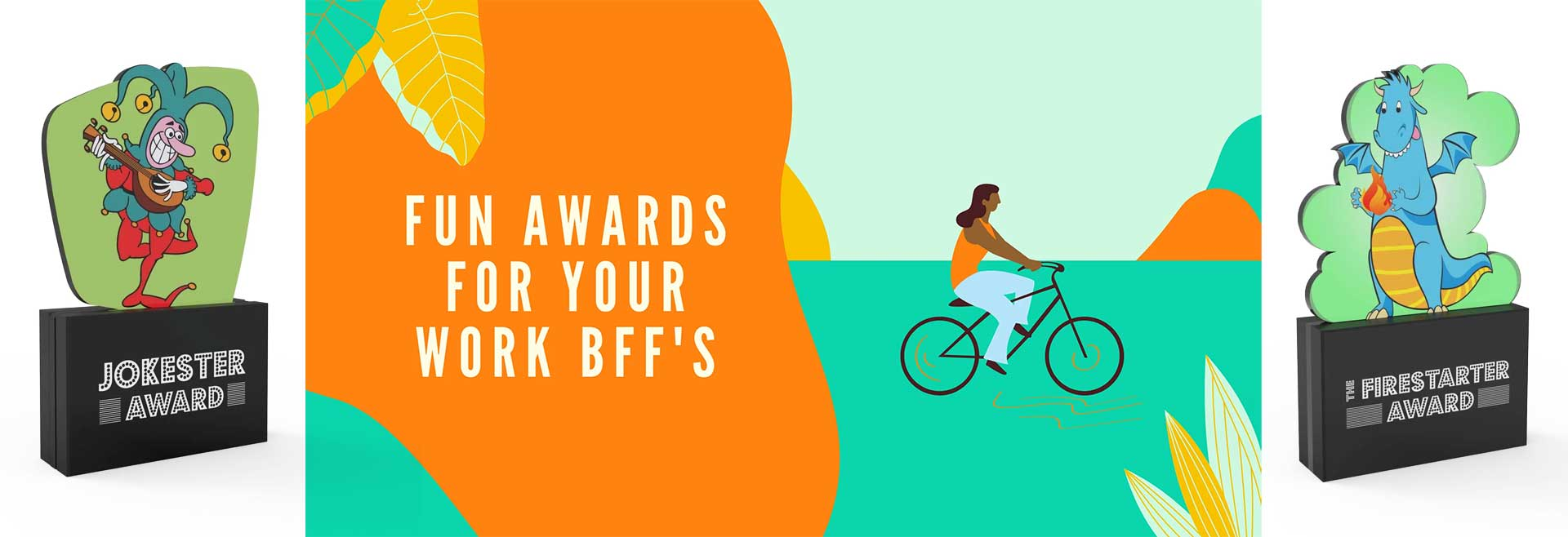 Fun Awards for your Work BFFs