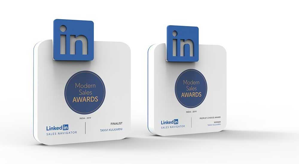 LinkedIn Modern Sales Awards 2019