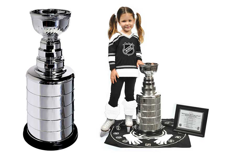 """UPI Marketing, Inc. NHL Replica Stanley Cup Trophy , Silver , 24"""""""