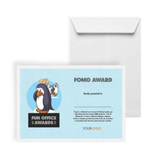 Load image into Gallery viewer, FOMO Award