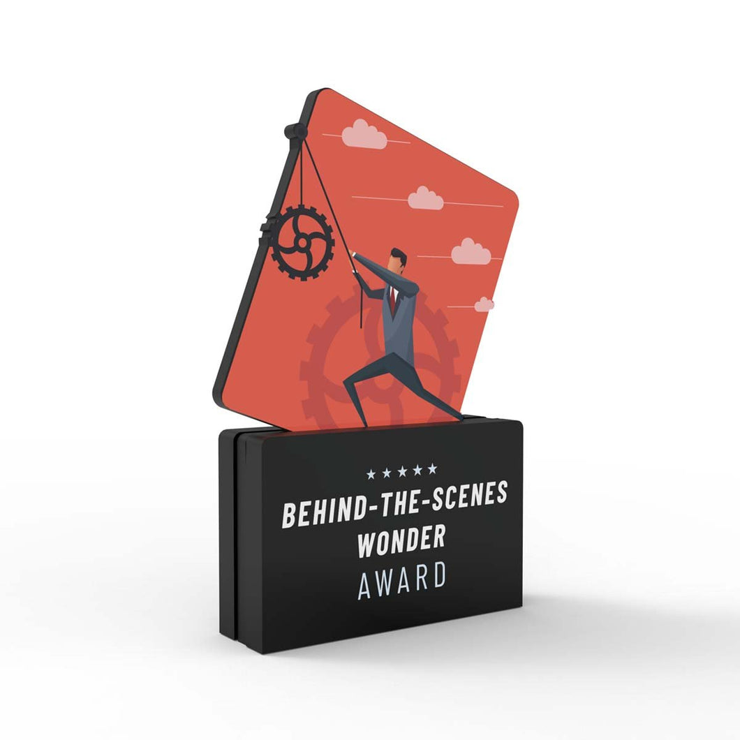 Behind-the-Scenes Wonder Award