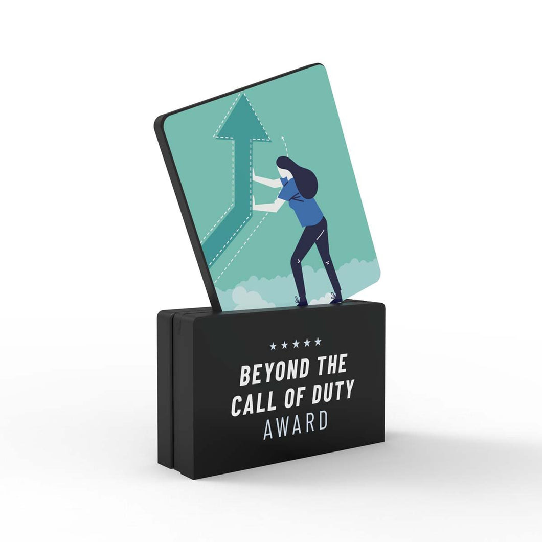Beyond the Call of Duty Award