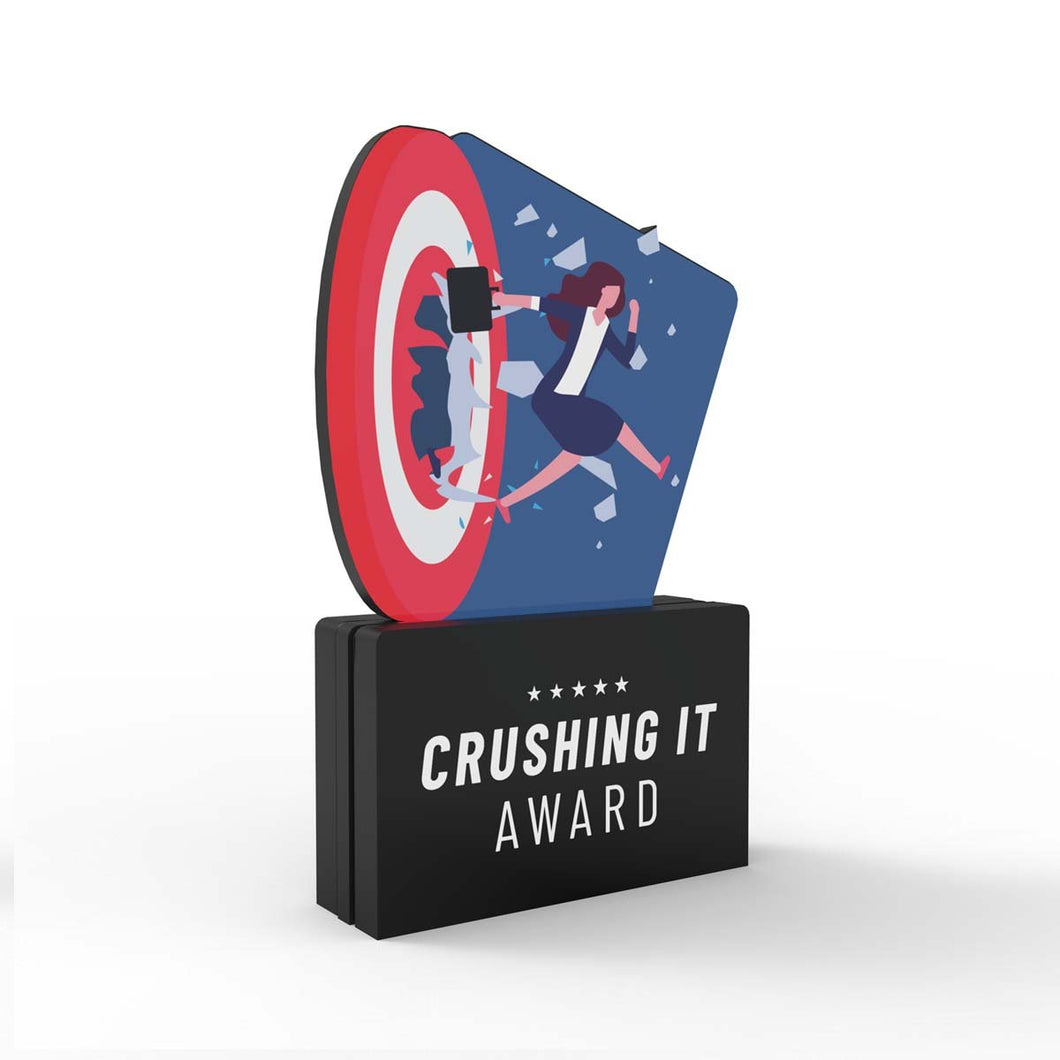 Crushing It Award