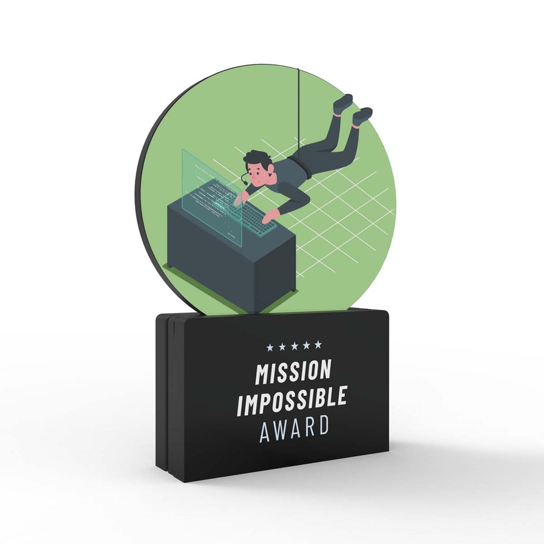 Mission Impossible Award