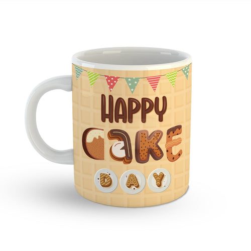 Happy Cake Day Mug