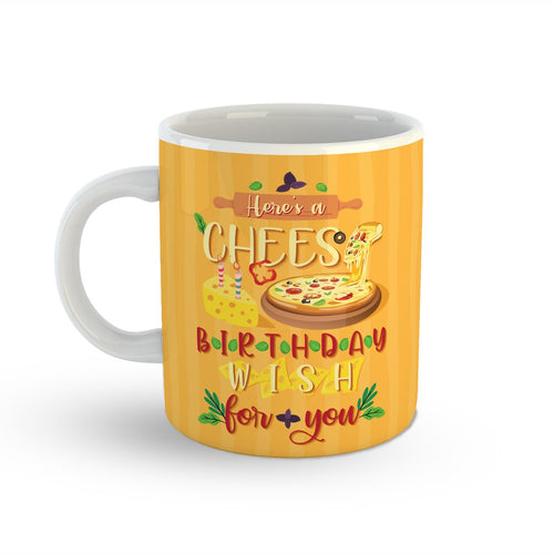 CHEESY Wish Mug