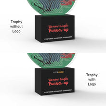 Load image into Gallery viewer, Basketball - Corporate Tournament Trophies