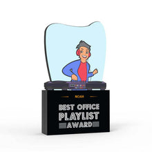 Load image into Gallery viewer, Best Office Playlist Award
