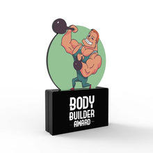 Load image into Gallery viewer, Bodybuilder Award