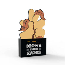 Load image into Gallery viewer, Brown Thumb Award