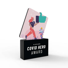 Load image into Gallery viewer, COVID Hero Award