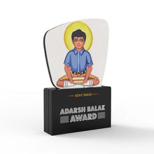 Load image into Gallery viewer, Personalised Adarsh Balak Award