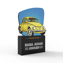 Load image into Gallery viewer, Personalised Baba Adam Award