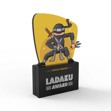 Load image into Gallery viewer, Personalised Ladaku Award