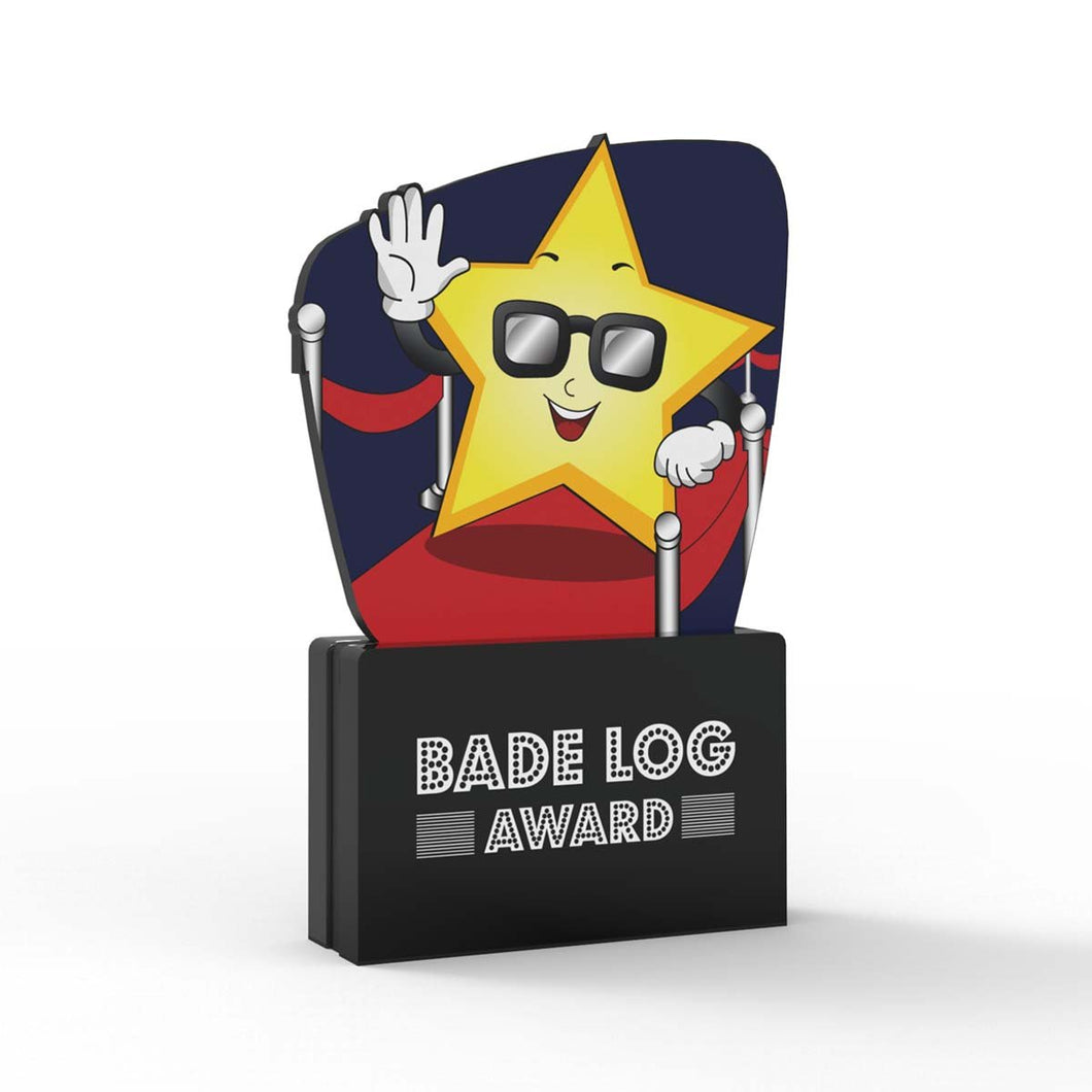 Bade Log Award