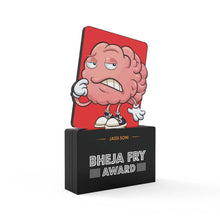 Load image into Gallery viewer, Personalised Bheja Fry Award