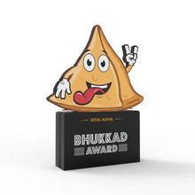 Load image into Gallery viewer, Personalised Bhukkad Award