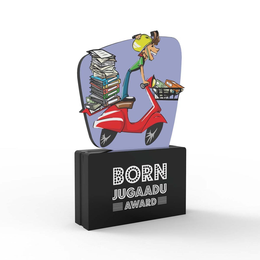 Born Jugadu Award