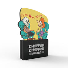 Load image into Gallery viewer, Chappad Chappad Award