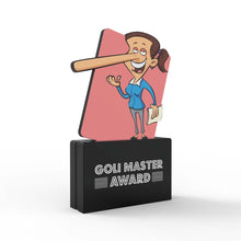 Load image into Gallery viewer, Goli Master Award