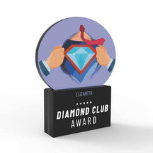 Load image into Gallery viewer, Diamond Club Award