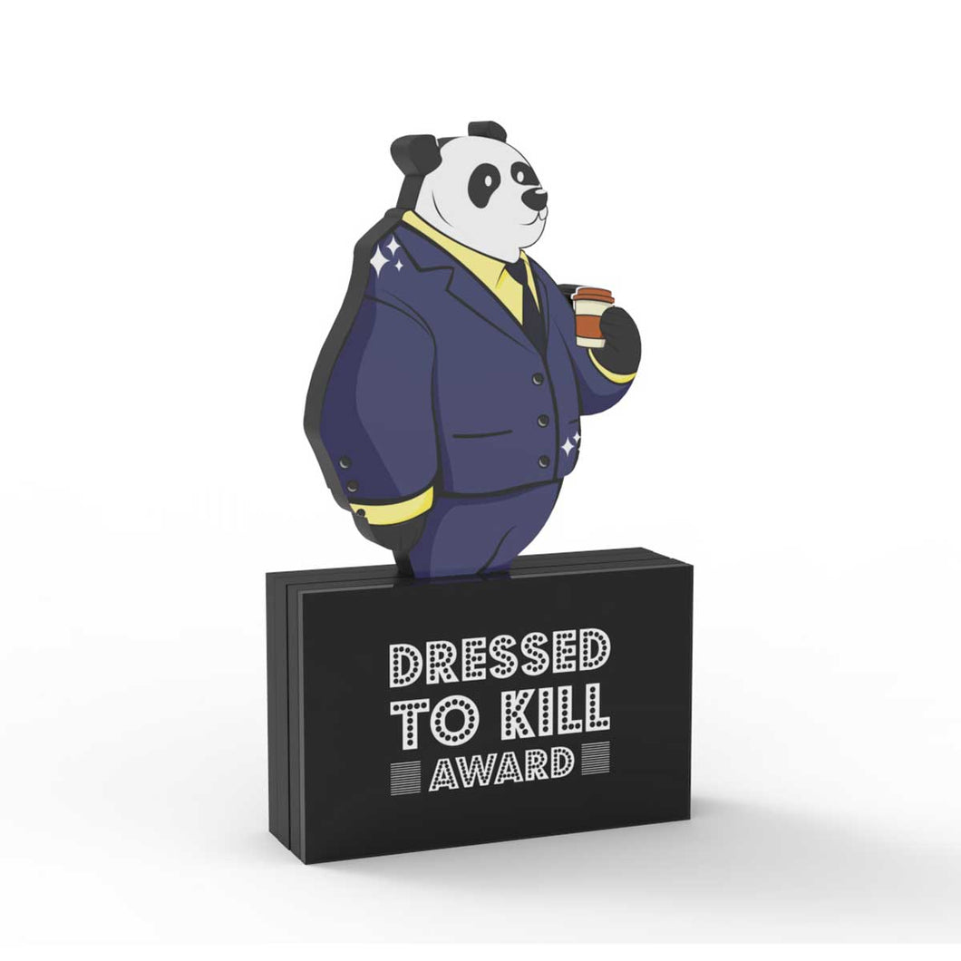 Dressed to Kill Award