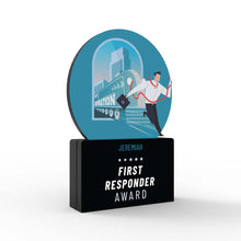 Load image into Gallery viewer, First Responder Award