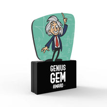 Load image into Gallery viewer, Genius Gem Award