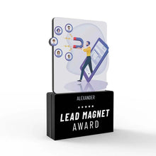 Load image into Gallery viewer, Lead Magnet Award