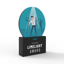 Load image into Gallery viewer, Limelight Award