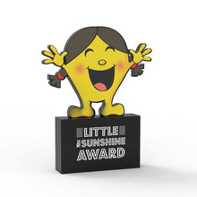 Load image into Gallery viewer, Little Miss Sunshine Award