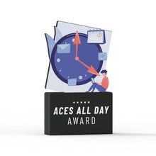 Load image into Gallery viewer, Aces All Day Award