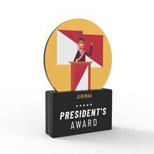 Load image into Gallery viewer, President's Award