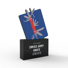Load image into Gallery viewer, Swiss Army Knife Award